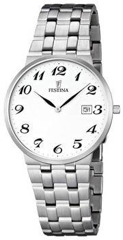 fashion наручные  мужские часы Festina 6825.4. Коллекция Acero Moda