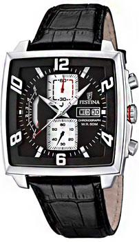 fashion наручные  мужские часы Festina 6826.1. Коллекция Chronograph