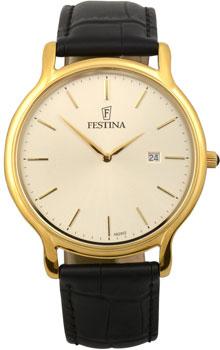 fashion наручные  мужские часы Festina 6829.2. Коллекция Correa Clasico