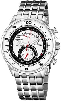 fashion наручные  мужские часы Festina 6830.1. Коллекция Chronograph
