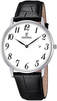 fashion наручные  мужские часы Festina 6831.1. Коллекция Classic