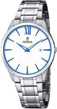 fashion наручные  мужские часы Festina 6832.2. Коллекция Classic