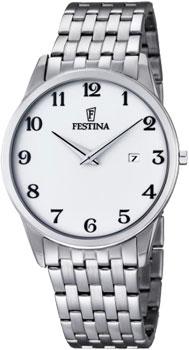 fashion наручные  мужские часы Festina 6833.3. Коллекция Classic