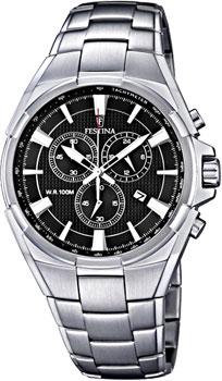 fashion наручные  мужские часы Festina 6834.4. Коллекция Chronograph