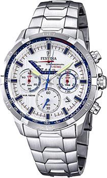 fashion наручные  мужские часы Festina 6836.2. Коллекция Chronograph