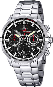 fashion наручные  мужские часы Festina 6836.4. Коллекция Chronograph