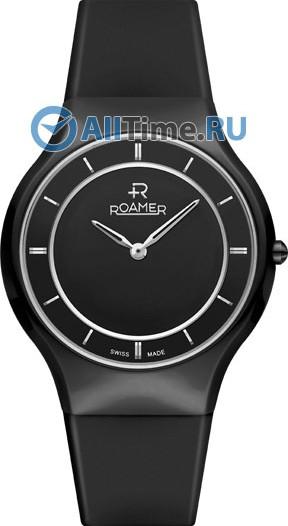 Женские наручные швейцарские часы в коллекции Ceraline Roamer