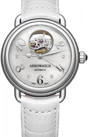 Женские наручные швейцарские часы в коллекции Collection 1942 Aerowatch