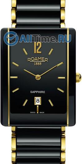 Мужские наручные швейцарские часы в коллекции Ceraline Roamer
