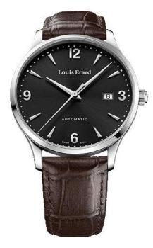Швейцарские наручные  мужские часы Louis Erard 69219-AA02. Коллекция 1931