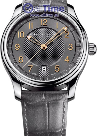 Мужские наручные швейцарские часы в коллекции Heritage Louis Erard