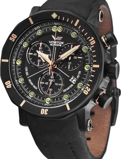 Мужские российские часы в коллекции Lunokhod-2 Vostok Europe