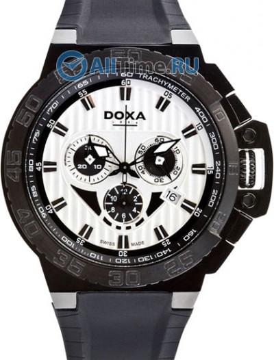 Мужские наручные швейцарские часы в коллекции Aqua Doxa