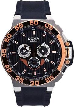 Швейцарские наручные  мужские часы Doxa 700.10R.061.20. Коллекция Aqua