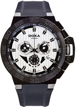 Швейцарские наручные  мужские часы Doxa 700.10S.131.20. Коллекция Aqua
