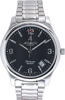 Швейцарские наручные  мужские часы Atlantic 70355.41.65. Коллекция Seahunter