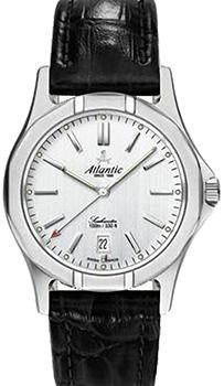 Швейцарские наручные  мужские часы Atlantic 70361.41.21. Коллекция Seahunter 100