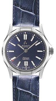 Швейцарские наручные  мужские часы Atlantic 70361.41.51. Коллекция Seahunter