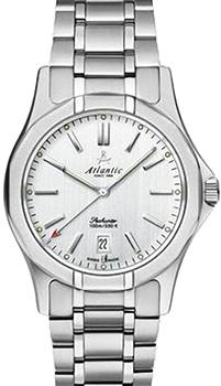 Швейцарские наручные  мужские часы Atlantic 70366.41.21. Коллекция Seahunter
