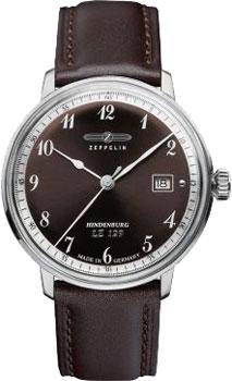 Наручные  мужские часы Zeppelin 70465. Коллекция Hindenburg