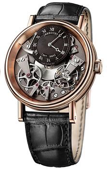 Швейцарские наручные  мужские часы Breguet 7057BR-G9-9W6