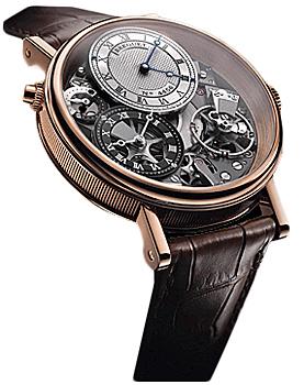 Швейцарские наручные  мужские часы Breguet 7067BR-G1-9W6