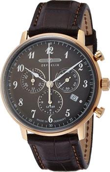 Наручные  мужские часы Zeppelin 70842. Коллекция Hindenburg