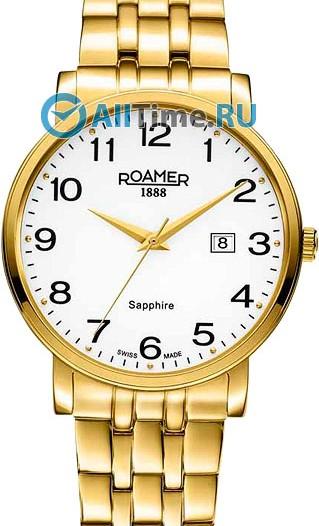 Мужские наручные швейцарские часы в коллекции Classic Roamer