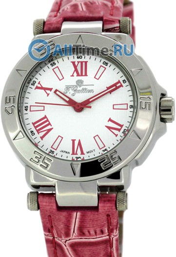 Женские наручные fashion часы в коллекции Sport F.Gattien