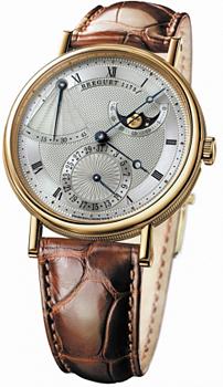 Швейцарские наручные  мужские часы Breguet 7137BA-11-9V6