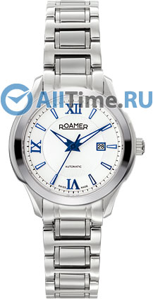 Женские наручные швейцарские часы в коллекции Mechaline EOS Roamer