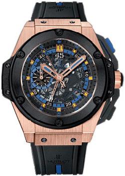 Швейцарские наручные  мужские часы Hublot 716.OM.1129.RX.EUR12