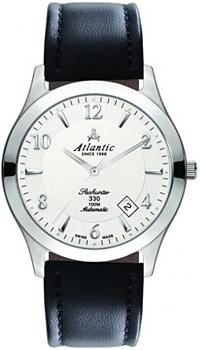 Швейцарские наручные  мужские часы Atlantic 71760.41.25. Коллекция Seahunter