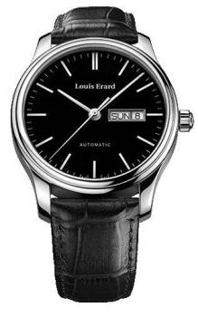 Швейцарские наручные  мужские часы Louis Erard 72268-AA12. Коллекция Heritage