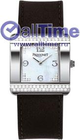 Женские наручные швейцарские часы в коллекции Ligne Lady Pequignet