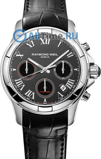 Мужские наручные швейцарские часы в коллекции Parsifal Raymond Weil