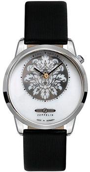 Наручные  женские часы Zeppelin 73171. Коллекция Edition Porcelain Lady