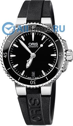 Женские наручные швейцарские часы в коллекции Divers Oris