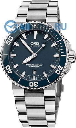 Мужские наручные швейцарские часы в коллекции Divers Oris