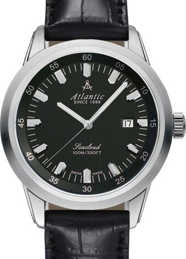 Мужские наручные швейцарские часы в коллекции Seacloud Atlantic