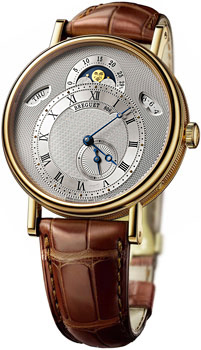 Швейцарские наручные  мужские часы Breguet 7337BA-1E-9V6