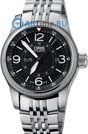 Мужские наручные швейцарские часы в коллекции Big Crown Oris