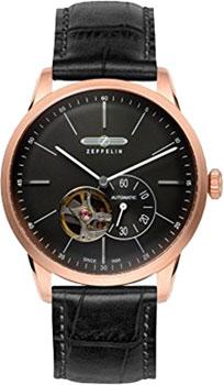 Наручные  женские часы Zeppelin 73622. Коллекция Flatline