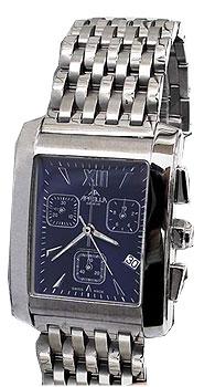 Швейцарские наручные  мужские часы Appella 745-3006. Коллекция Chronograph