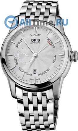 Мужские наручные швейцарские часы в коллекции Artelier Oris