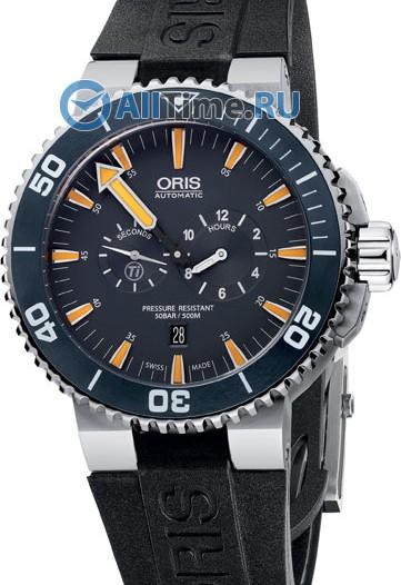 Мужские наручные швейцарские часы в коллекции Limited Edition Oris