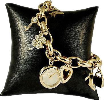 fashion наручные  женские часы Anne Klein 7604CHRM. Коллекция Fashion time