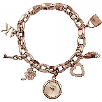 fashion наручные  женские часы Anne Klein 7604RGCH. Коллекция Time to charme