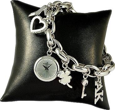 fashion наручные  женские часы Anne Klein 7605CHRM. Коллекция Fashion time