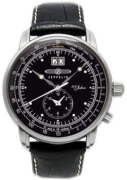 Наручные  мужские часы Zeppelin 76402. Коллекция 100 Years Zeppelin